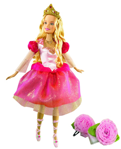 ... Barbie Is Such A Popular Toy For Kids And The Barbie In The 12 Dancing