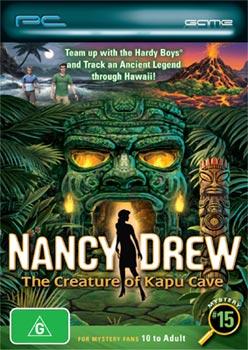 Nancy Drew Game Packs