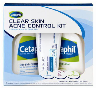 Can cetaphil help acne