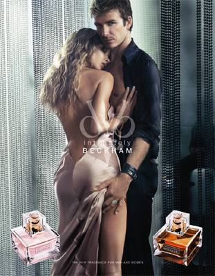 Intimately Beckham for Him & for Her, David & Victoria ... Victoria Beckham Perfume