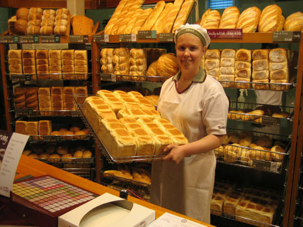 how to become a baker australia