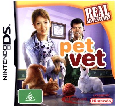 Nintendo DS Pet Vet Game