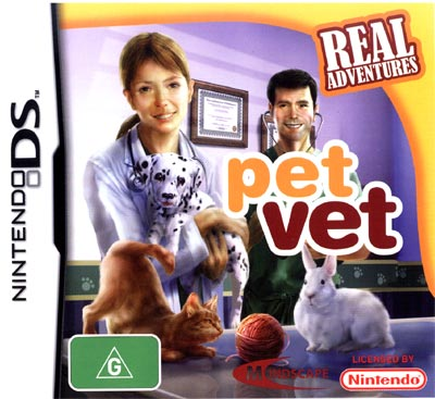 Nintendo Ds Games Pets