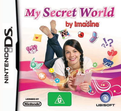 chance to win one of 5 Nintendo DS Imagine Games 'My Secret World