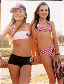 Teen Girls Swimwear 16