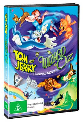 Tom And Jerry Wizard Of Oz Dvd Tom and Jerry a...