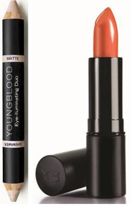 Youngblood Mineral Makeup on Youngblood Mineral Cosmetics Eye Illuminating Pencil And Tangelo