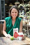 Zoe Bingley-Pullin Nutrition Australia Healthy Eating Pyramid Interview