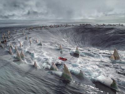 Bermuda Triangle Sea Monster Real Logan lerman percy jackson: sea of ...