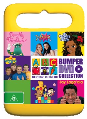 ABC For Kids Bumper DVD Collection