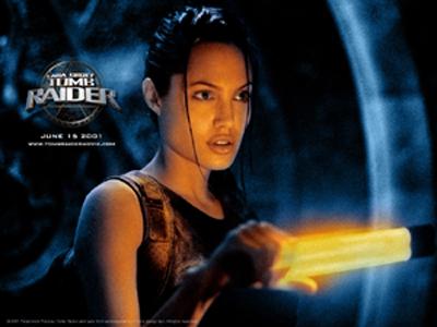 tomb raider movie angelina jolie