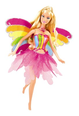 Barbie Fairytopia Magic Of The Rainbow Toys