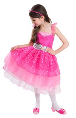 Barbie In A Fashion Fairytale Costume Female Com Au