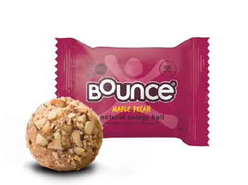 Bounce Maple Pecan Protein Ball