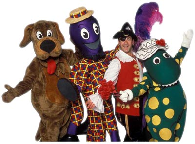 Dorothy The Dinosaur And Friends Dance Party