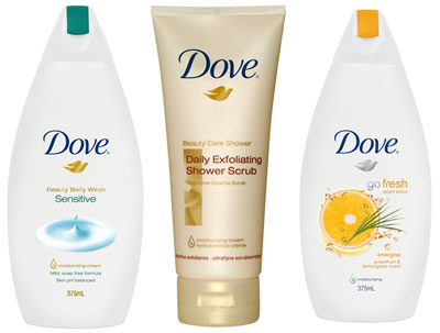 Dove Beauty Body Wash Female Com Au