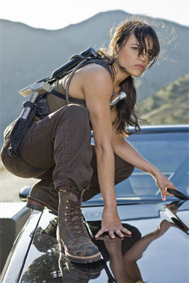 Michelle Rodriguez Fast And Furious Interview Female Com Au