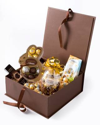 Ferrero easter gift box negle Image collections