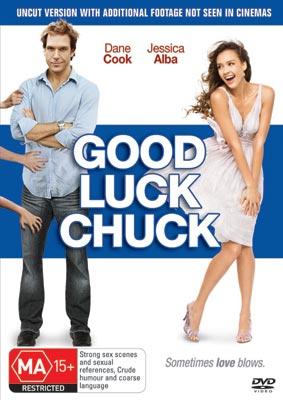 goodluck chuck girls pussy