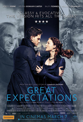 great expectations review Great expectations essential questions is our identity predestined or do our choices shape who essay questions tues 9/11 review of victorian lit overview of characters and revisiting opening.