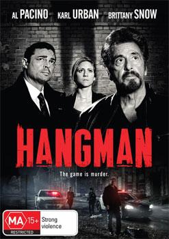 Hangman DVD