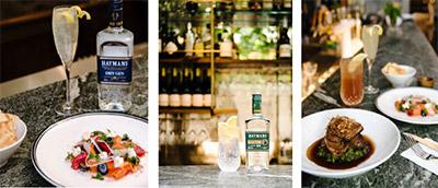Hayman's Gin Supper Club