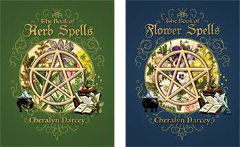 The Book of Herb Spells and The Book of Flower Spells