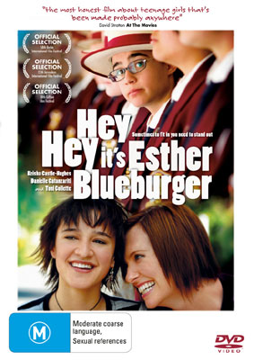 hey hey its esther blueburger