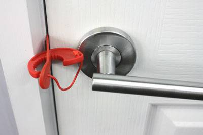Howsar Portable Door Lock Byo Lock