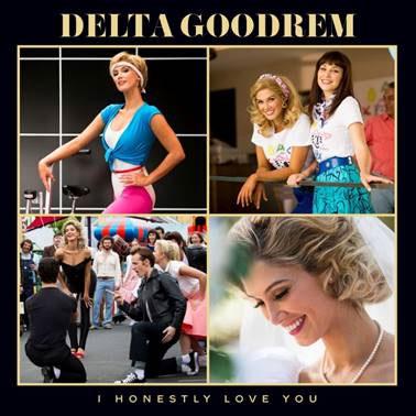2e1e6a3a812 Delta Goodrem s I Honestly Love You Instores