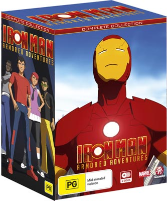 iron man armored adventures games