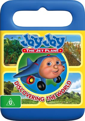 jay jay the jet plane discovering the world