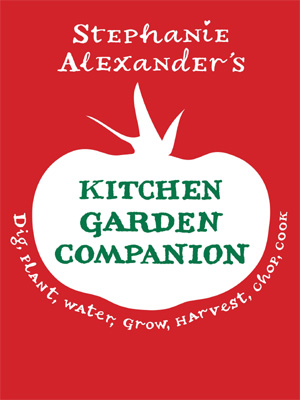 Kitchen Garden Companion With Stephanie Alexander Female Com Au