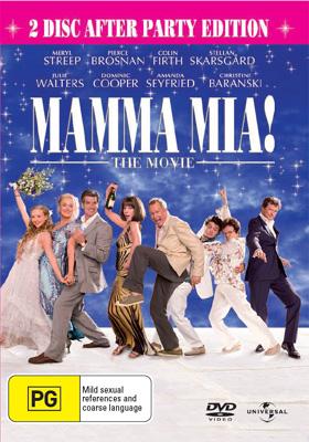 Mamma Mia 2 Disc Special Edition Femalecomau
