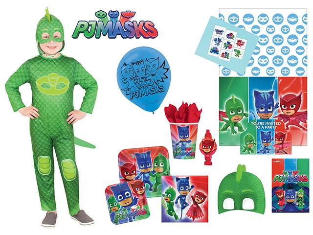Pj Masks Halloween Costume.Pj Mask Halloween Costumes Female Com Au