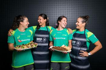 Emilee Cherry Australian Women's Rugby 7s Beef, The Greatest Meat on Earth Interview