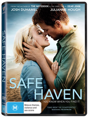 Safe Haven DVDs | Female com au