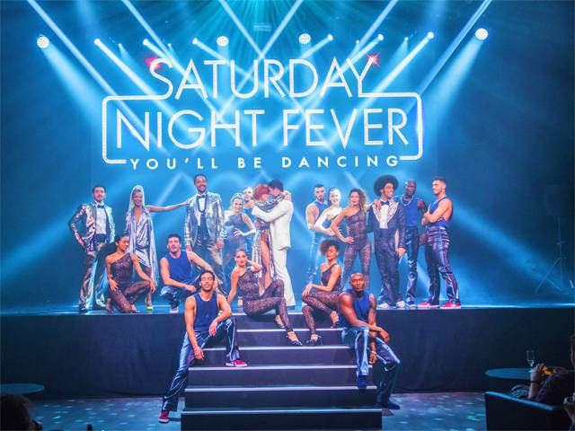 Musical Saturday Night Fever