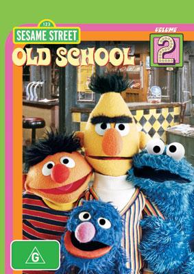 Sesame Street Old School Volume 2 | Female com au