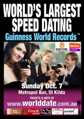 Dating world record