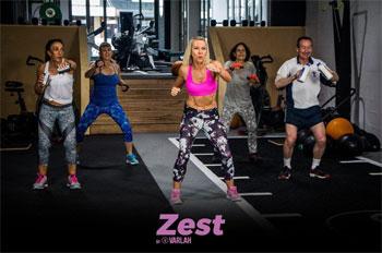 Zest Online Program