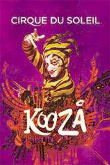 kooza cirque du soleil review